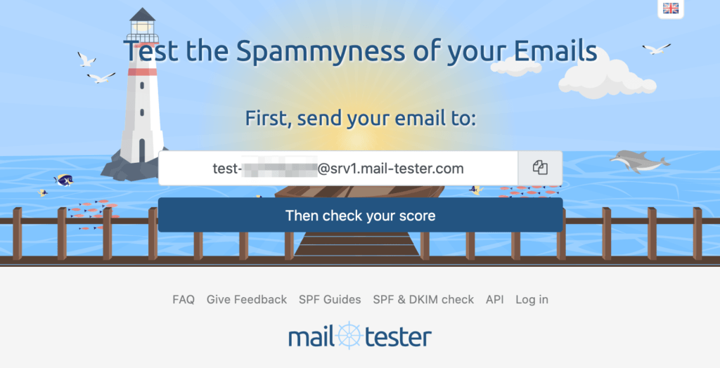 Newsletters_spam_test